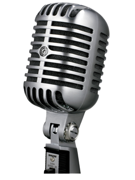 The S Factor Podcast Microphone