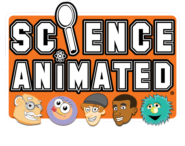 The Science Animated Logo