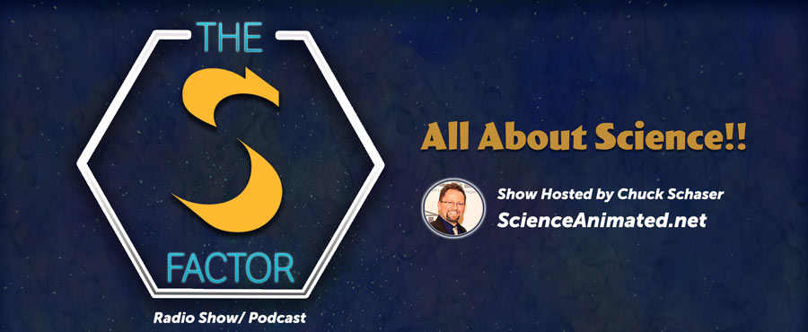 The S Factor Podcast hosted by Chuck Schaser